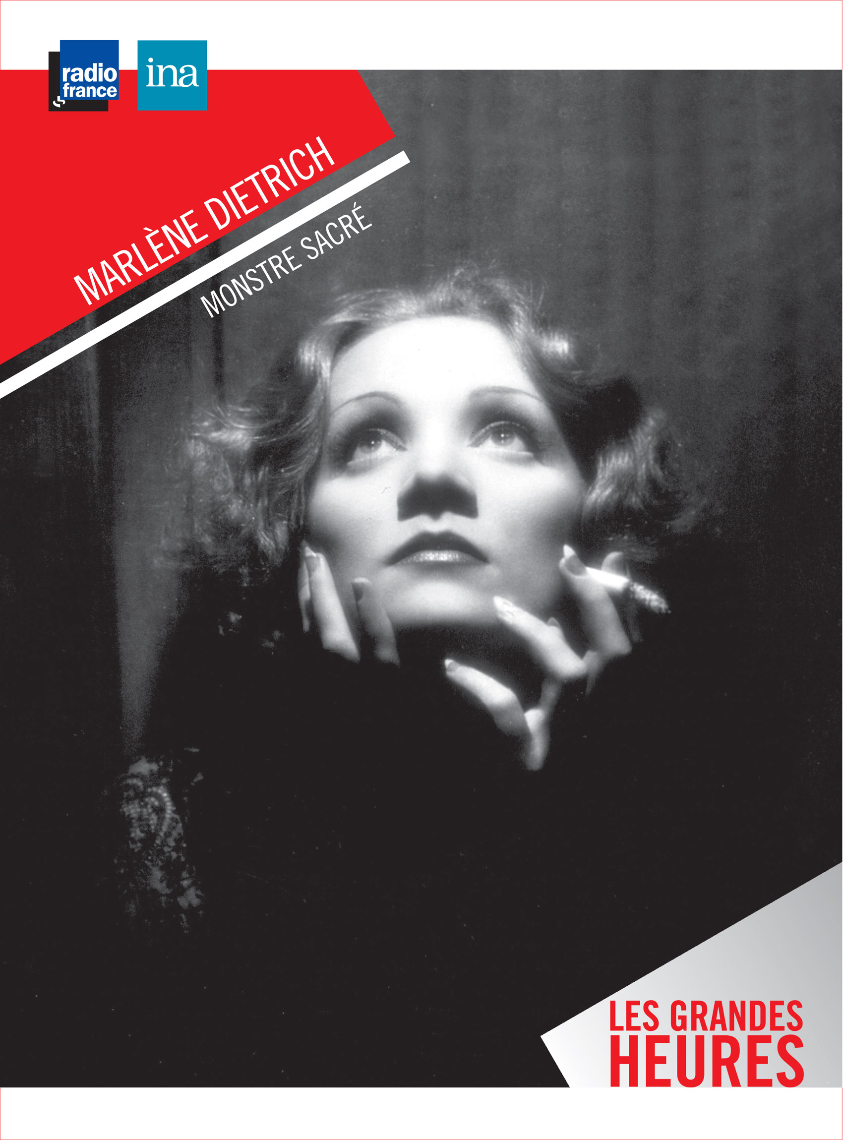 Marlene Dietrich Monstre Sacre Cd France Culture Ina