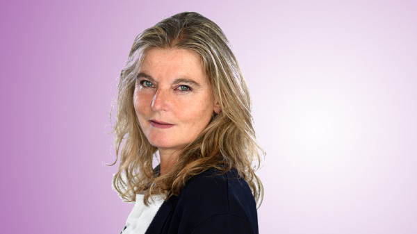 Sandrine Treiner, directrice de France Culture