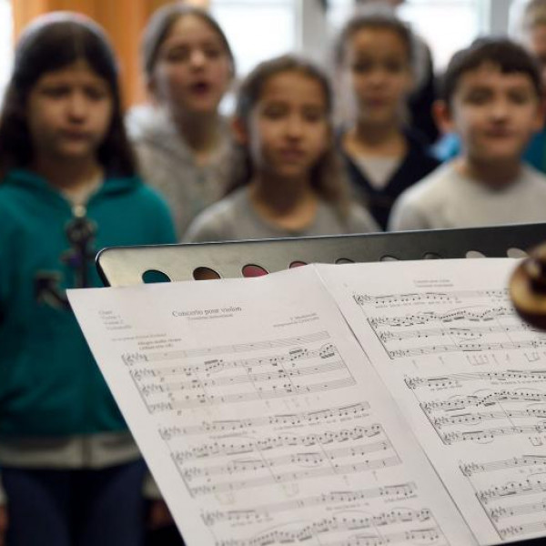 Atelier musical enfants